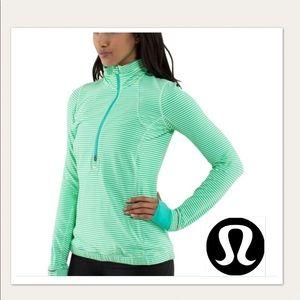 Lululemon 1/2 zip pullover size 10